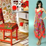 Details of interior and fashion based on old traditions