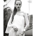 Beautiful Russian model Alina Zolotykh