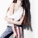 Beautiful Russian model Alina Zolotykh from Singapore