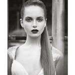 """Beautiful Russian model Alina Zolotykh for magazine """"Wedding"""""""