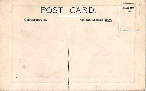 Titanic vintage postcard