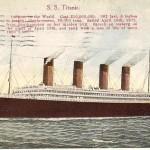 Tragedies of the World. The Titanic