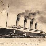 Cherbourg - the Titanic