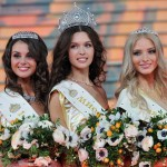 Elizaveta Golovanova Miss Russia 2012