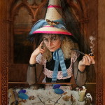 Unwritten tales. Beautiful photoart by Russian photographer Anna Berkoz