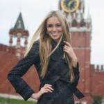 Miss World 2008 Russian beauty Ksenia Sukhinova