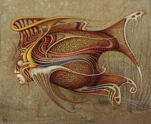 Beautiful paintings by Russian artist Boris Indrikov