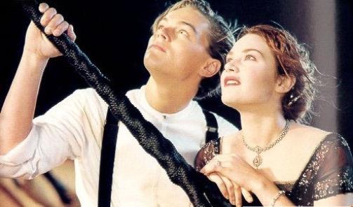 Jack Dawson and Rose
