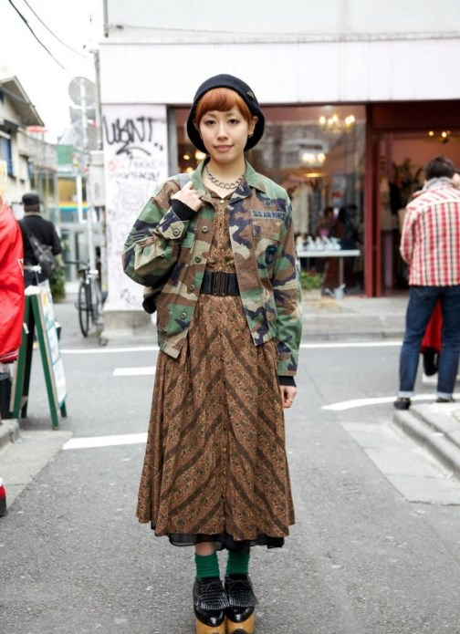 Passion for Fashion. Japanese Harajuku