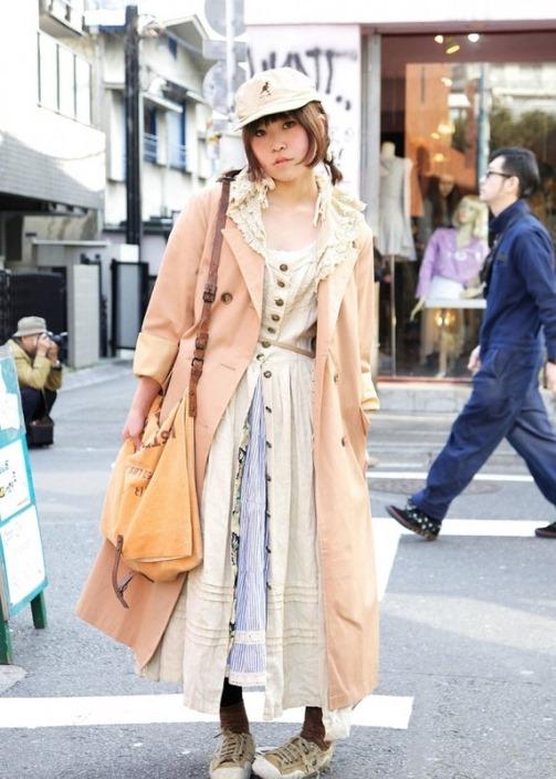 Passion for Fashion. Japanese Harajuku