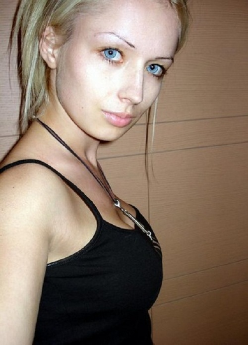 2005 photo of Valeria Lukyanova