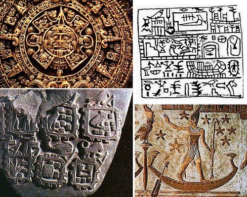 Ancient Calendars earliest works of art