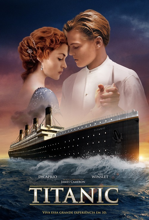 The Only Titanic I Would Watch Again. Titanic, 1997