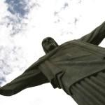 statue of Jesus Christ in Rio de Janeiro, Brazil