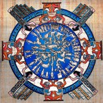 the Dendera Zodiac