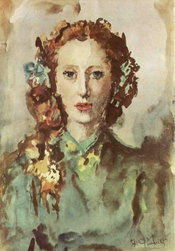 A. Fonvizin. Plisetskaya - the mistress of Copper Mountain