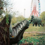 Abandoned Amusement Park Spreepark PlanterWald in Berlin