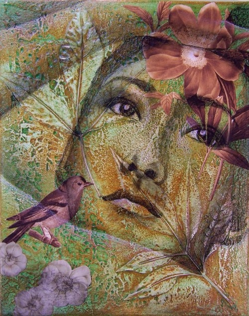 Canadian Fine Artist Carrie Vielle