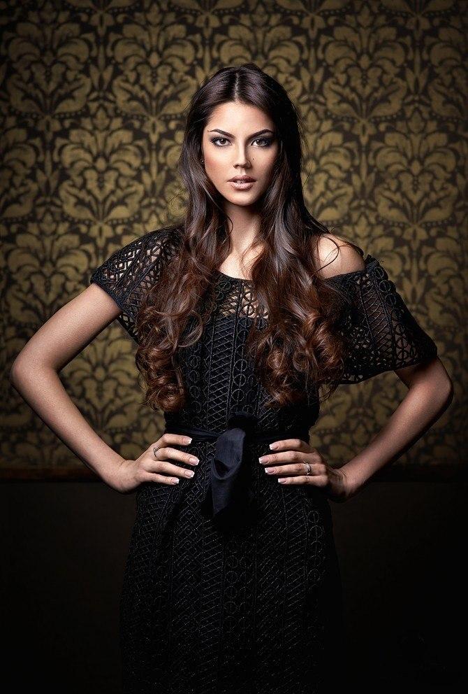 August 2013. Karina Torres