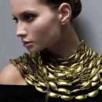 Bottle cap jewelry by Yoav Kotik