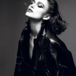 Gorgeous British actress Keira Knightley for April 2012 Interview Magazine. Photographers Mert Alas and Marcus Piggot