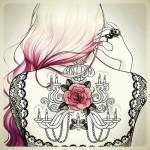 Glamorous Sketches by Tati Ferrigno