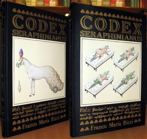 Amazing Codex Seraphinianus