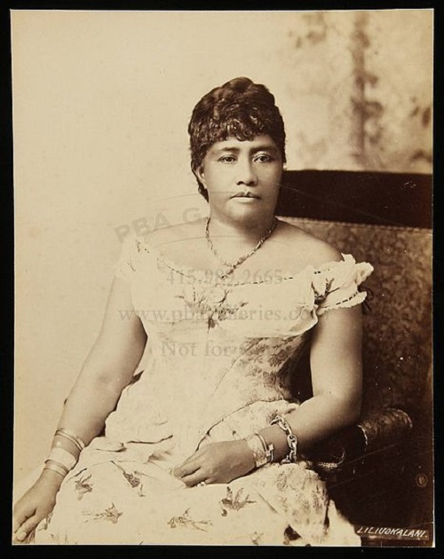 Crown Princess Liliuokalani