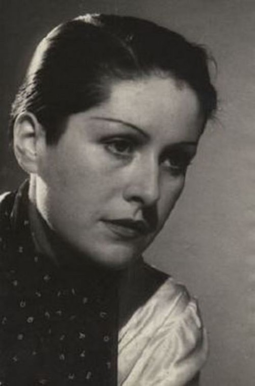 Dora Maar, self-portrait (photo)