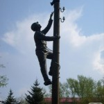 Veliky Novgorod, Electrician Who Saves a Cat