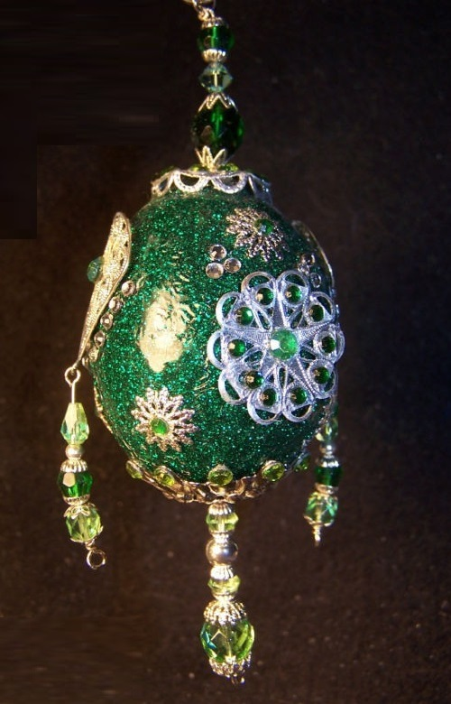 Inspired by Faberge Egg