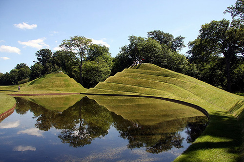 Garden of Cosmic Speculation by Charles Jencks