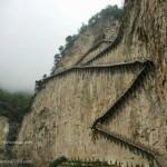 Hanging Temple of Heng Shan Mountain