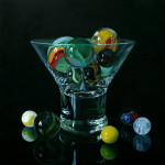 Painting by Jason de Graaf