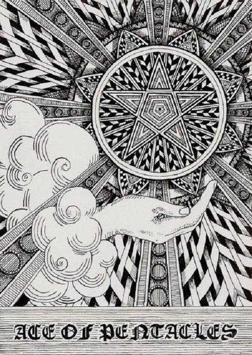 Ink drawings by Russian artist Alex Konahin