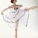 Joy Womack the first American to graduate from The Bolshoi Ballet Academy