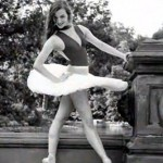 American ballerina Joy Womack