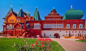 Kolomenskoye wooden palace