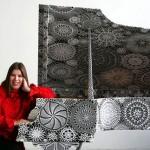 Portugese artist Joana Vasconcelos