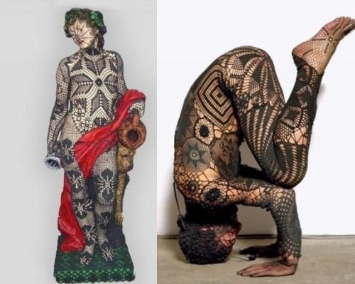 Portuguese artist Joana Vasconcelos