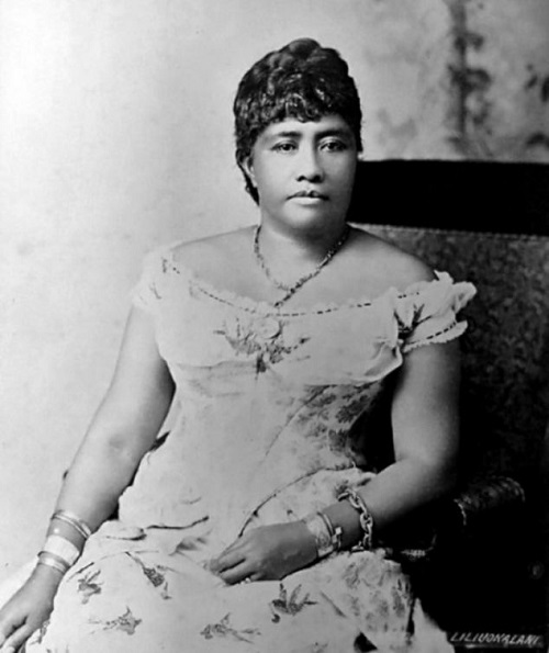 Queen of Hawaii Liliuokalani