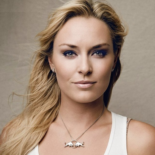 Most beautiful skiers and biathletes Lindsey Vonn