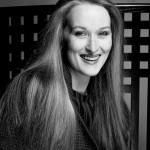Charity activist Meryl Streep