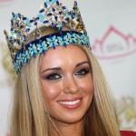 Beautiful Russian girl Ksenia Sukhinova