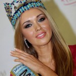 Miss World 2008 Russian beauty Ksenia Sukhinova