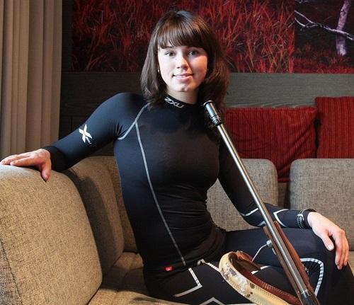 Nadezhda Pisareva Most beautiful skiers and biathletes