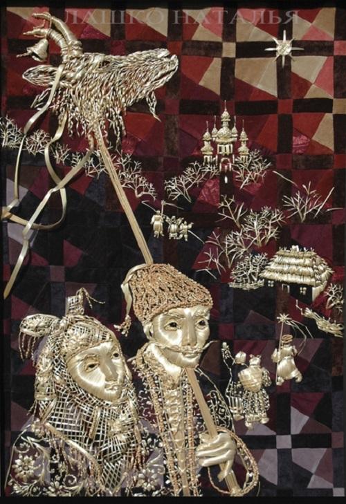 Natalia Lashko 'Christmas'