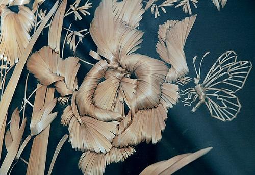 Natalia Lashko 'Irises' 2004, detail