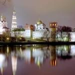 Bogoroditse-Smolensky Monastery Novodevichy Convent