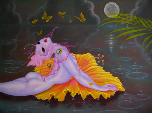 Paradise Metamorphoses and Hybridism by Virgo Paraiso